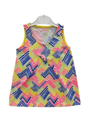 By Leyal For Kids Elbise Sarı